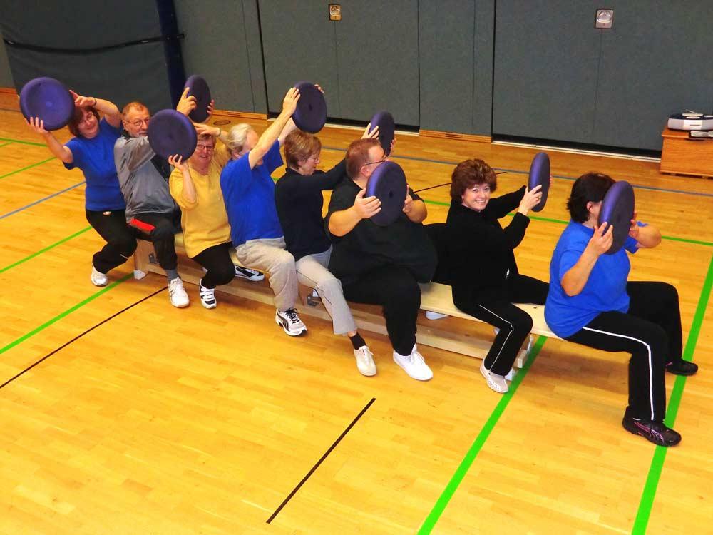Fit 50 plus gesund und aktiv älter werden