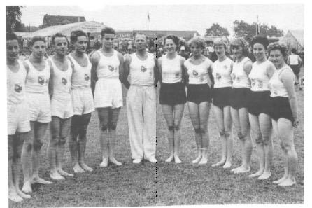 Turnfest 1953