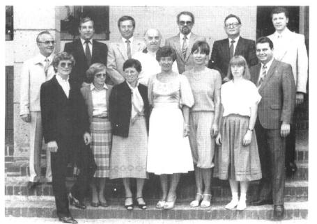 Vorstand '75